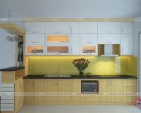 Có nên sử dụng tủ bếp gỗ công nghiệp veneer không?
