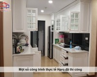 Tủ bếp mdf là gì? Có nên sử dụng tủ bếp mdf không?