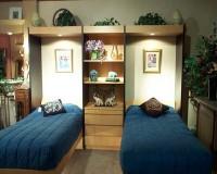 Thiết kế phòng ngủ nhỏ 2 giường thế nào là phù hợp nhất
