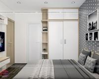 Tủ quần áo nhỏ Hà Nội thiết kế hoàn mỹ giá cạnh tranh